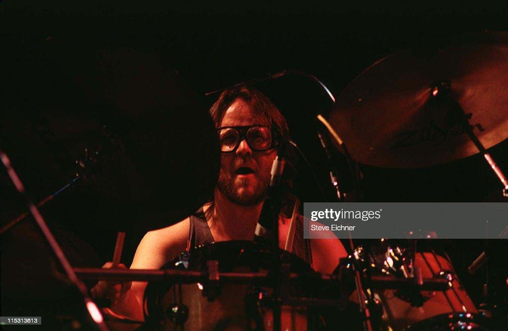 Phish during Phish in Concert at Jones Beach Theater - 1992 at Jones Beach Theater in Wantagh, New York, United States.