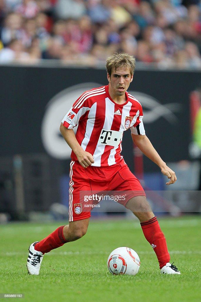 Phlipp Lahm Fussball Supercup 2010 Fc Bayern Munchen