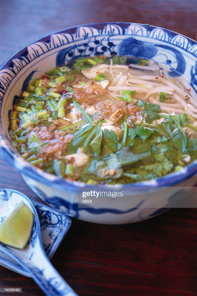 Pho noodle : Stock Photo