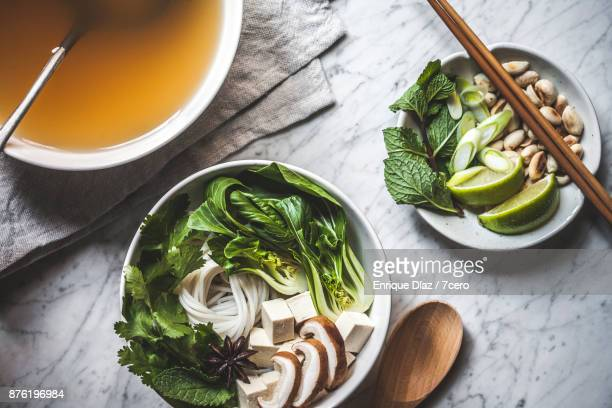 Pho Soup for One Close Up