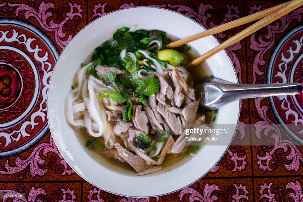 Pho Soup : Stock Photo
