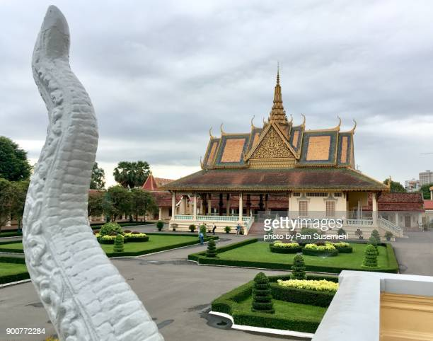 Phochani Pavilion, Royal Palace, Phnom Penh, Cambodia
