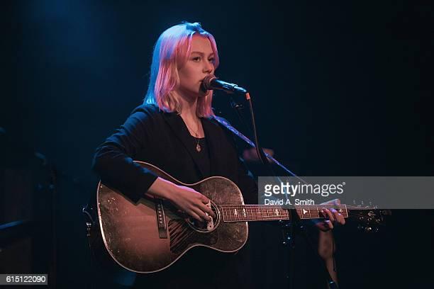 Phoebe Bridgers performs at Saturn Birmingham on October 16 2016 in Birmingham Alabama
