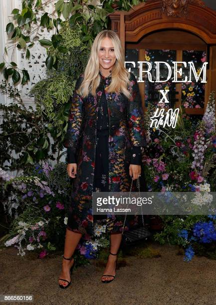 Phoebe Burgess attends the ERDEM x HM Launch on October 26 2017 in Sydney Australia