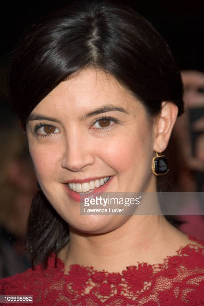 Phoebe Cates during A Prairie Home Companion New York Premiere Arrivals at DGA Movie Theatre in New York City New York United States