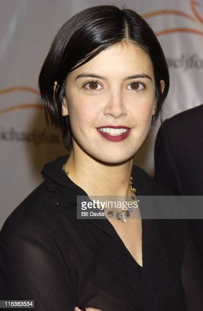 Phoebe Cates during Foundation for Parkinson's Research 'A Funny Thing Happened On The Way To Cure Parkinson's' Inaugural Benefit at Roseland...