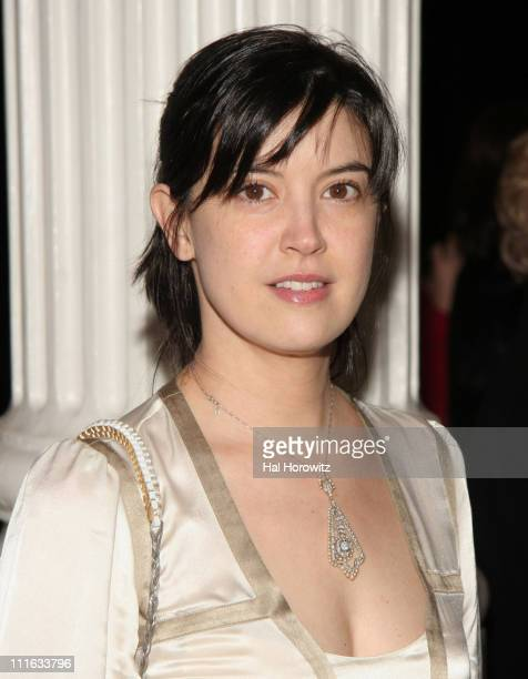 Phoebe Cates during 'King Lear' New York City Opening Night Red Carpet at The Public Theater in New York City New York United States