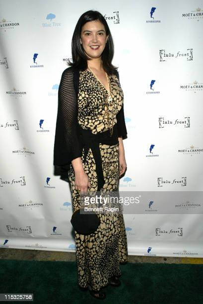 Phoebe Cates during LULU Frost Celebrates 2nd Anniversary and Launches Ecologies Collection at Tenjune in New York City New York United States