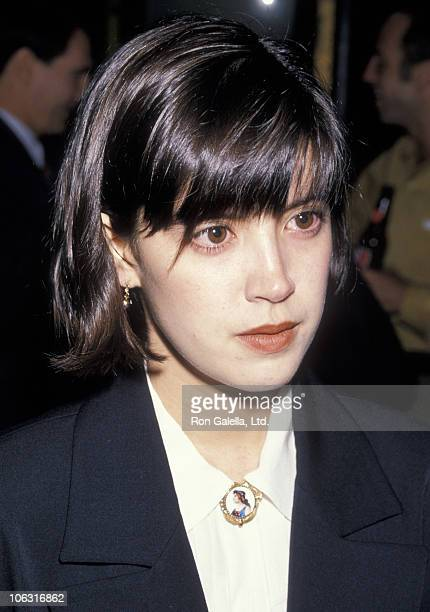 Phoebe Cates during Michael Hirsch Awards at Limelight Club in New York City New York United States