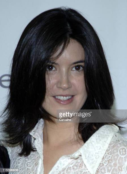 Phoebe Cates during Step Up Women's Network Hosts 'Inspiration Awards' at Central Park Boathouse in New York City New York United States