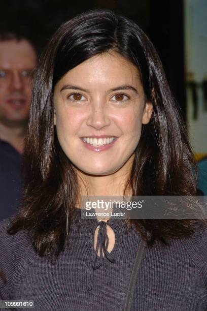 Phoebe Cates during The Squid and The Whale New York City Screening Arrivals at Alice Tully Hall in New York City New York United States