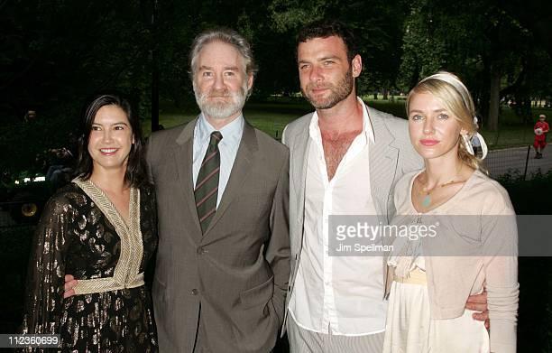Phoebe Cates Kevin Kline Liev Schreiber and Naomi Watts