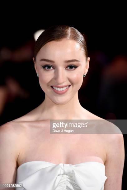 Phoebe Dynevor attends the British Independent Film Awards 2019 at Old Billingsgate on December 01, 2019 in London, England.