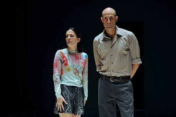 Phoebe Fox As Catherine And Mark Srong Eddie In Arthur Millers A View From The