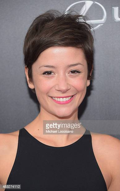 "Phoebe Neidhardt, Operation Barn Owl, attends the 2nd Annual Lexus Short Films ""Life is Amazing"" New York premiere presented by The Weinstein Company..."