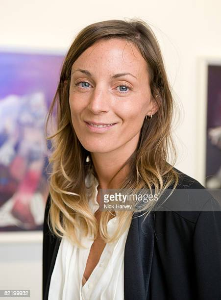Phoebe Philo attend the Richard Prince 'Continuation' Private View at the Serpentine Gallery on June 25 2008 in London England