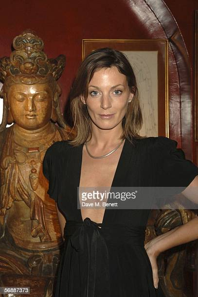 Phoebe Philo attends Finch Partners' PreBAFTA Party hosted by the former CEO of Artists Independent Network Charles Finch on the eve of Orange...