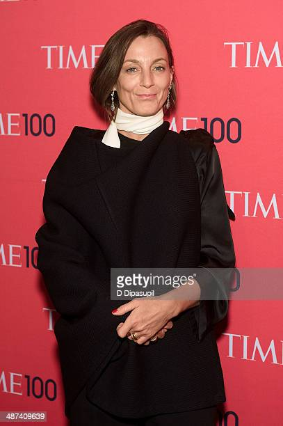 Phoebe Philo attends the 2014 Time 100 Gala at Frederick P. Rose Hall, Jazz at Lincoln Center on April 29, 2014 in New York City.