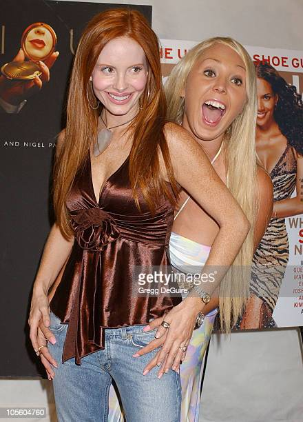 Phoebe Price and Mary Carey during Instyle Magazine Celebrates The Book Precious By Melanie Dunea and Nigel Parry at Chateau Marmont Hotel in Los...