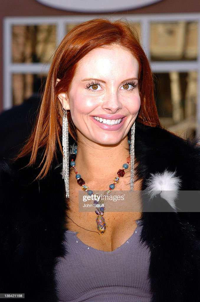 Phoebe Price at Fred Segal during 2005 Park City - Fred Segal Boutique at Village at the Lift at Village at the Lift in Park City, Utah, United States.