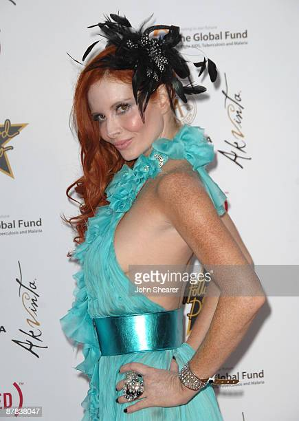 Phoebe Price attends the Akvinta Presents 'A Night of Hollywood Domino' at The House at Cannes during the 62nd Annual Cannes Film Festival on May 18...
