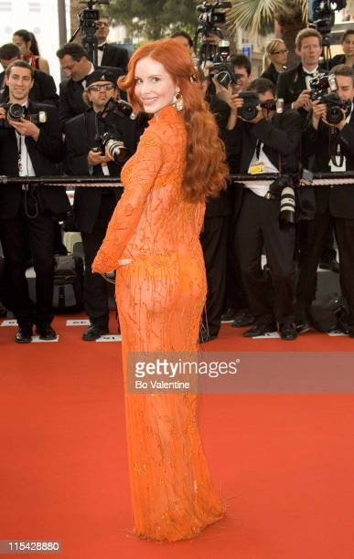 Phoebe Price during 2006 Cannes Film Festival 'The Wind That Shakes The Barley' Premiere at Palais Du Festival in Cannes France