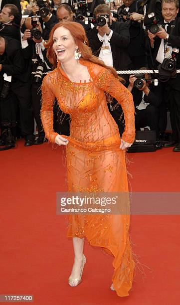 Phoebe Price during 2006 Cannes Film Festival The Wind That Shakes The Barley Premiere at Palais Du Festival in Cannes France