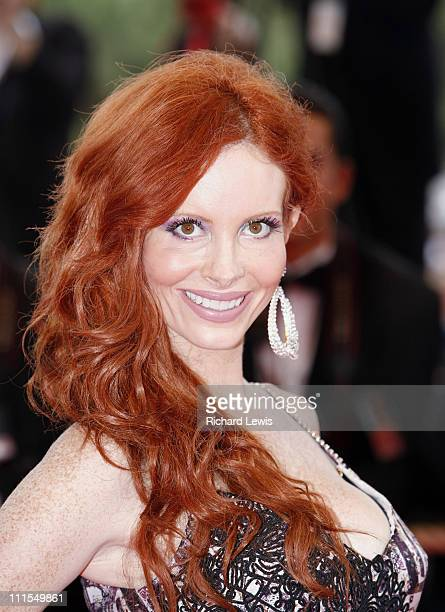 Phoebe Price during 2007 Cannes Film Festival Auf der Anderen Seite Premiere at Palais des Festival in Cannes France