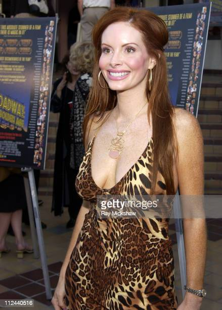 """Phoebe Price during """"Broadway: The Golden Age"""" Los Angeles Premiere - Arrivals at Laemmle's Sunset 5 in West Hollywood, Ca, United States."""
