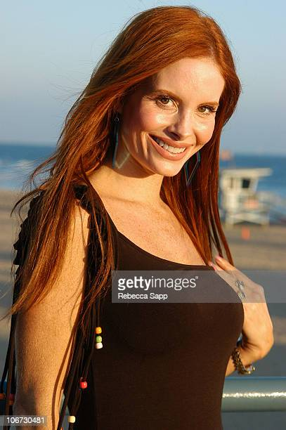 Phoebe Price during 'Cinema Fighting Cancer' The Santa Monica Film Festival's DriveIn at the Pier KickOff at Santa Monica Pier in Santa Monica...