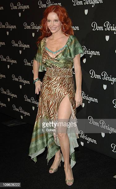 Phoebe Price during Dom Perignon Karl Lagerfeld and Eva Herzigova Host an International Launch Event to Unveil the New Image of Dom Perignon Rose...