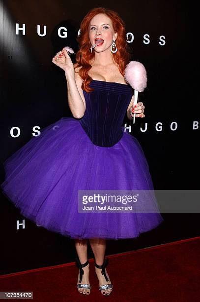 Phoebe Price during Grand Opening of The Newly Renovated Hugo Boss Flagship Store on Rodeo Drive - Arrivals at Hugo Boss in Beverly Hills,...