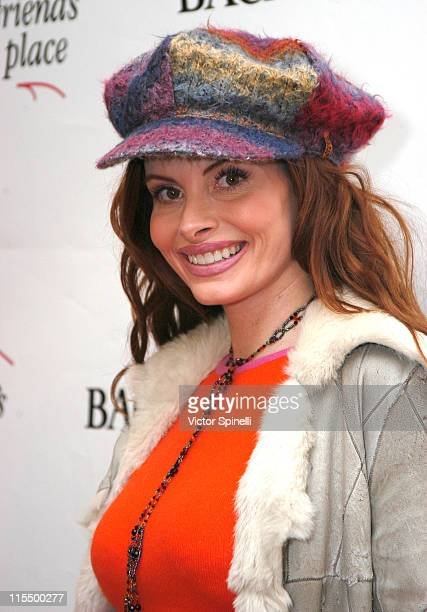 Phoebe Price during Launch party for Bodies in Motion at Bodies in Motion in West Los Angeles, California, United States.