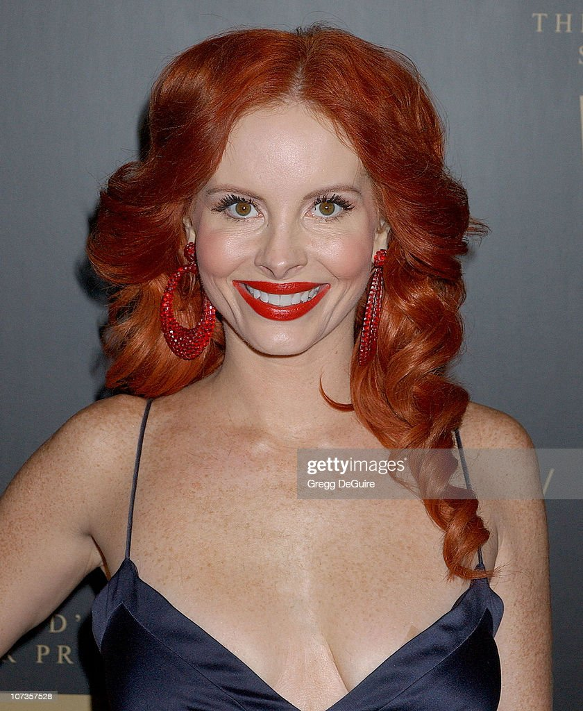 Phoebe Price during Launch Party for Trump Vodka - Arrivals at Les Deux in Hollywood, California, United States.