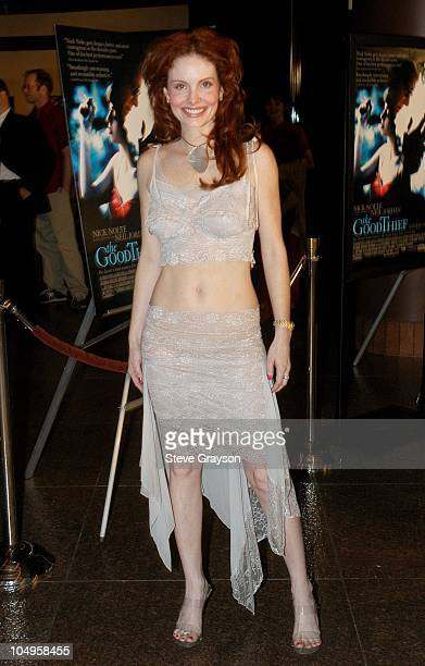 Phoebe Price during Los Angeles Industry Screening Of Fox Searchlight Pictures' The Good Thief at Directors Guild of America in West Hollywood...
