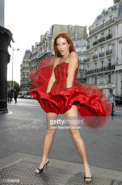 Phoebe Price during Phoebe Price Photo Shoot in Paris to Promote Her New Film Treason at Lutetia Hotel in Paris France