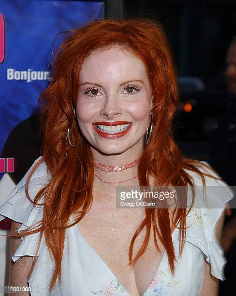 Phoebe Price during Slap HerShe's French Premiere at Academy Sam Goldwyn Theatre in Beverly Hills California United States