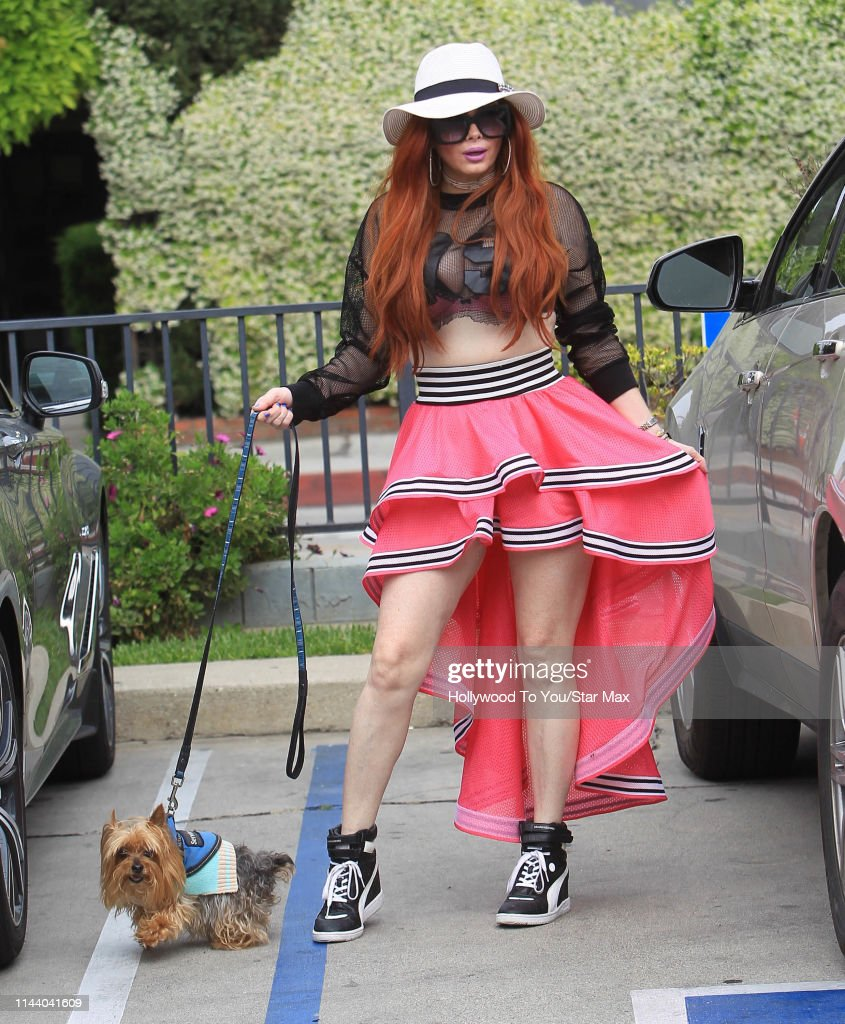 Celebrity Sightings In Los Angeles - May 15, 2019 : News Photo