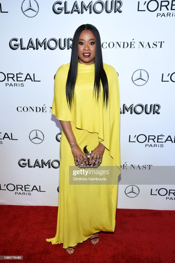 2018 Glamour Women Of The Year Awards: Women Rise - Arrivals : News Photo