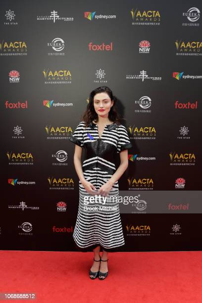 Phoebe Tonkin attends the 2018 AACTA Awards Presented by Foxtel at The Star on December 5 2018 in Sydney Australia