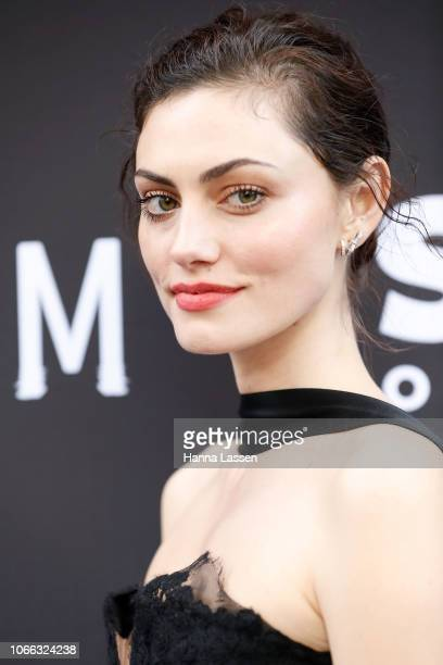 Phoebe Tonkin attends the world premiere of the Stan Original Series BLOOM on November 29 2018 in Sydney Australia