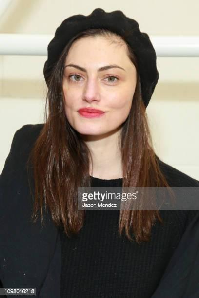 Phoebe Tonkin on February 11 2019 in New York City