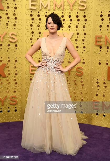 Phoebe Waller-Bridge attends the 71st Emmy Awards at Microsoft Theater on September 22, 2019 in Los Angeles, California.
