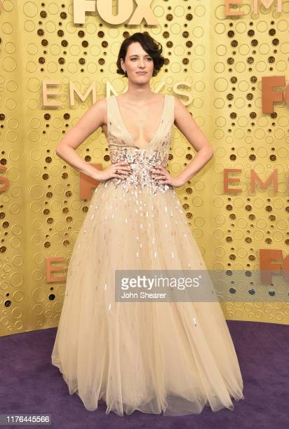 Phoebe WallerBridge attends the 71st Emmy Awards at Microsoft Theater on September 22 2019 in Los Angeles California