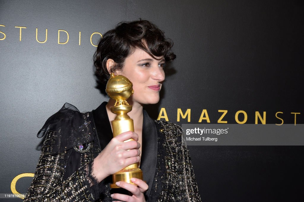 Amazon Studios Golden Globes After Party - Arrivals : News Photo