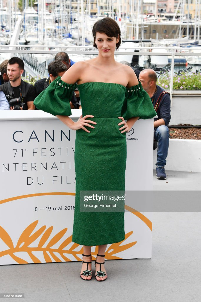 Phoebe Waller-Bridge attends the photocall for 'Solo: A Star Wars Story' during the 71st annual Cannes Film Festival at Palais des Festivals on May 15, 2018 in Cannes, France.