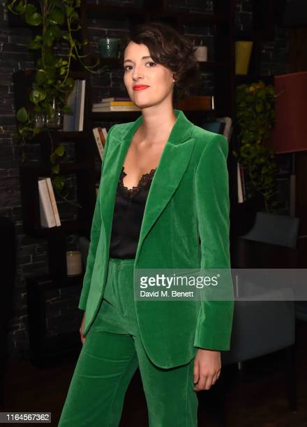 Phoebe WallerBridge attends the press night after party for Fleabag at The Century Club on August 28 2019 in London England