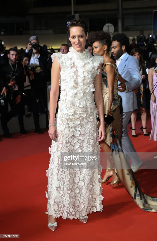 Phoebe Waller-Bridge attends the screening of 'Solo: A Star Wars Story' during the 71st annual Cannes Film Festival at Palais des Festivals on May 15, 2018 in Cannes, France.