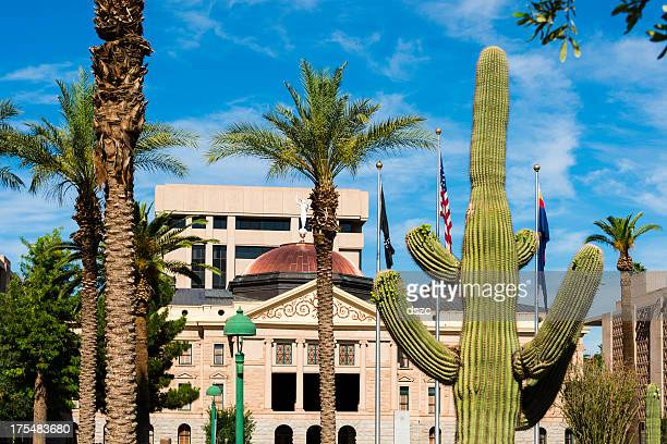 Bâtiment du Capitole de l'État de Phoenix, en Arizona