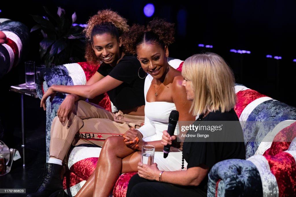 """Mel B's """"Brutally Honest & Fabulous Show"""" : News Photo"""